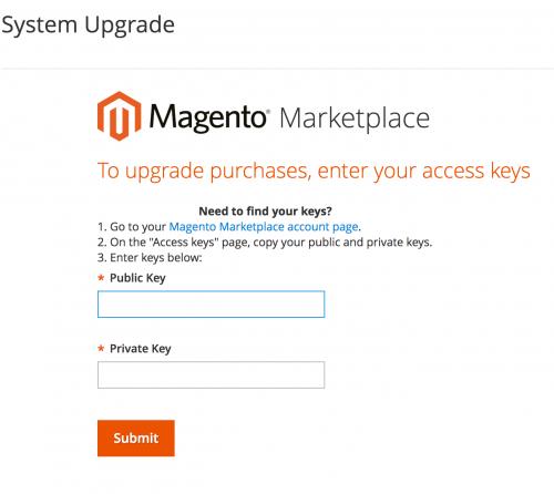 Upgrading Magento 2