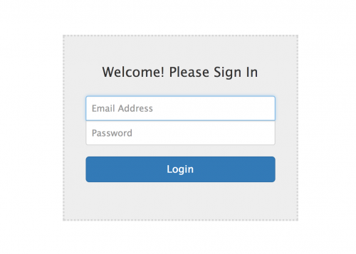 Express.js Login Page Example