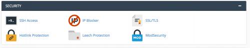 SSH Public Key Access in cPanel