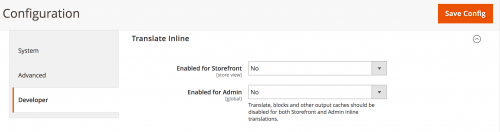 Translations in Magento 2