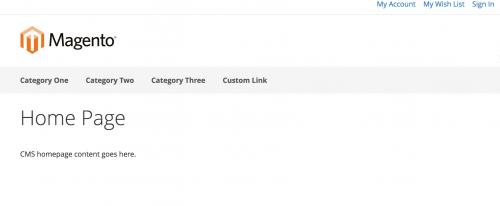 Add a Custom Link to the Magento 2 Top Menu