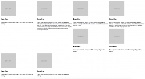 CSS Grid Heights