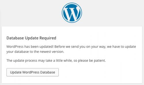 Upgrading WordPress using Git