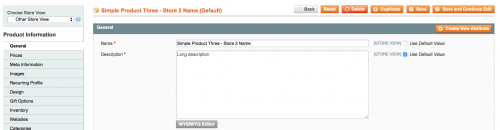 Import Products in Magento using CSV Files