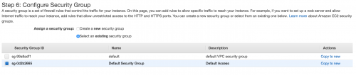 Configure a PHP Website on an AWS AMI Instance